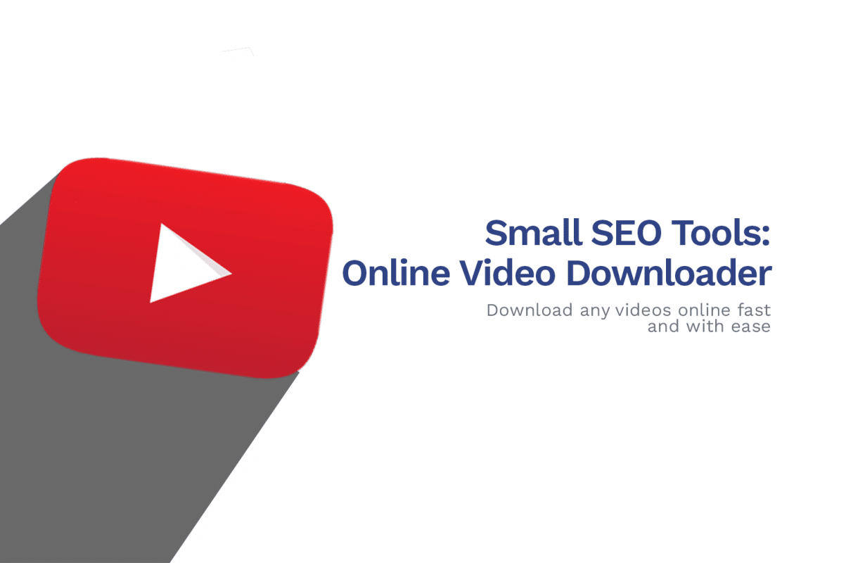 Free Video Downloader Online by SmallSEOtools