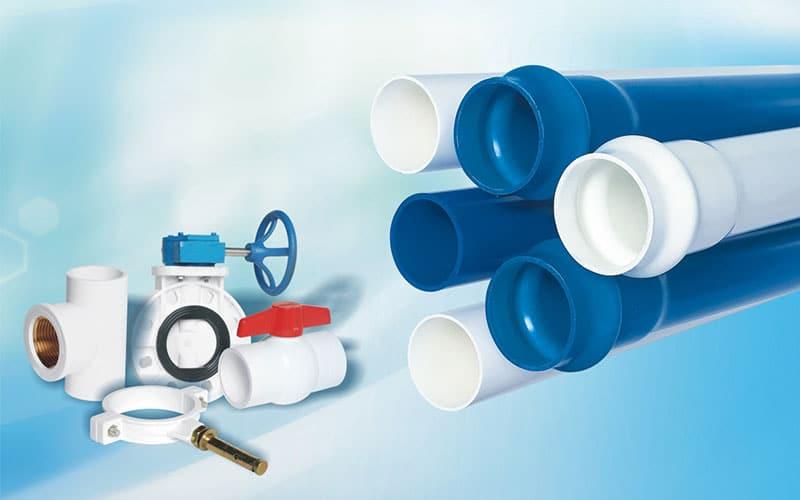 PVC-U Water Supply Pipe