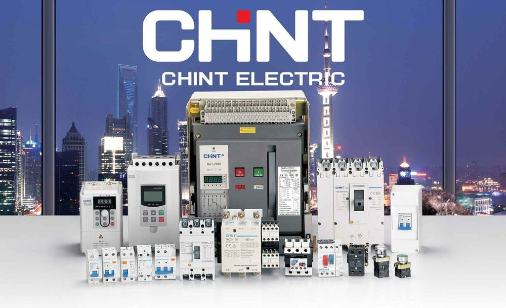 chint low voltage equipment
