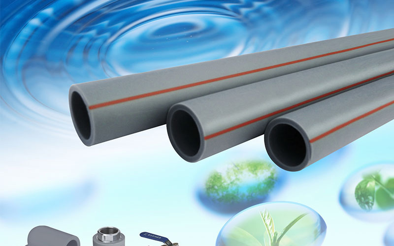 PE Pipe Fitting Banner
