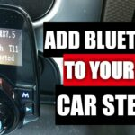How to Add Bluetooth to Your Old Car?
