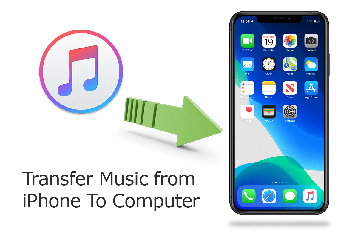 4 Effective Methods to Transfer Music from iPhone to Computer for Free