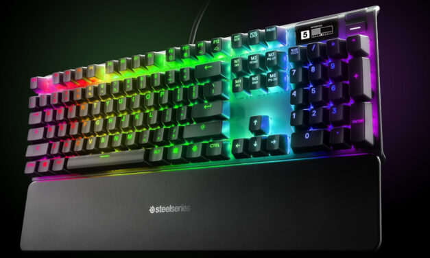 8 Professional Gaming Keyboards